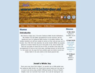 witteherder.nl screenshot