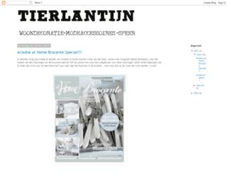 wittehuisjes.blogspot.com screenshot