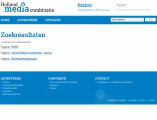 witteweekblad.nl screenshot