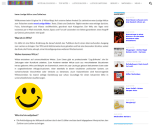 witze-blogger.de screenshot