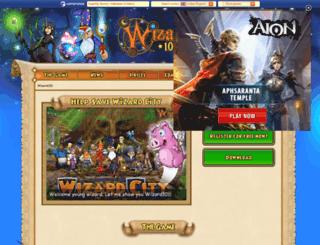 wizard101.co.uk screenshot