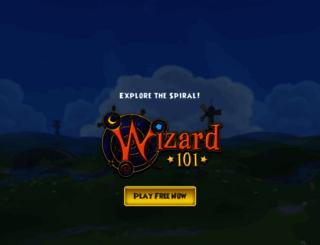 wizard101.com screenshot
