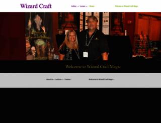 wizardcraft.com screenshot