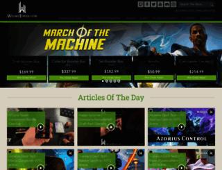 wizardtower.com screenshot