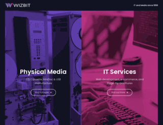 wizbit.net screenshot