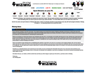 wiziwigs.eu screenshot