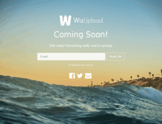 wizupload.com screenshot