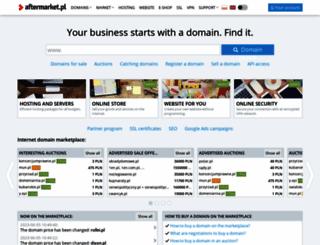 wizyt.eu screenshot