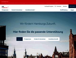 wk-hamburg.de screenshot