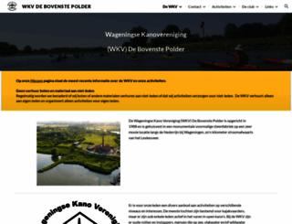 wkvkano.nl screenshot