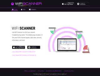 wlancontroller.com screenshot