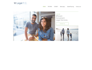 wlegal.co screenshot