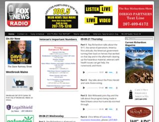 wlobradio.com screenshot