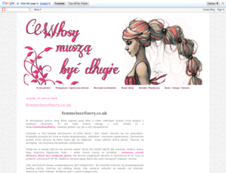 wlosymuszabycdlugie.blogspot.com screenshot