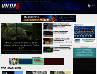 wlox.com screenshot