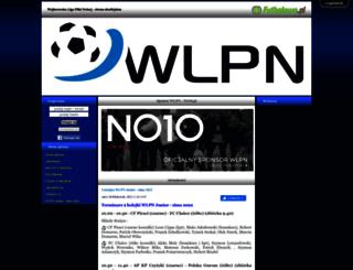 wlpn.futbolowo.pl screenshot