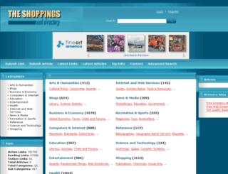 wlqjbyv.theshoppings.com screenshot