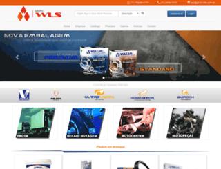 wlspneumaticos.com.br screenshot