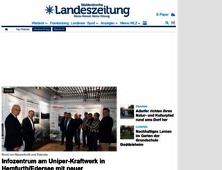 wlz-fz.de screenshot