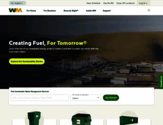 wm.com screenshot