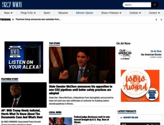 wmay.com screenshot