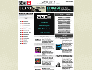 wmcon.com screenshot