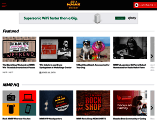 wmmr.com screenshot