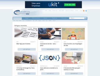 wmonline.com.br screenshot
