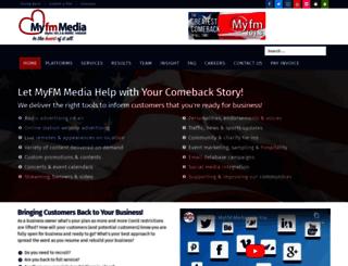 wmrcadvertising.com screenshot