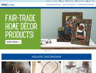 wmustore.com screenshot