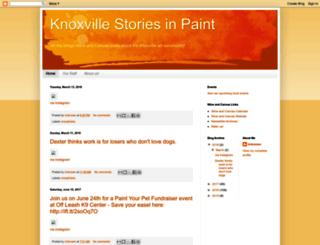 wncknoxville.blogspot.com screenshot