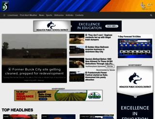 wnem.com screenshot
