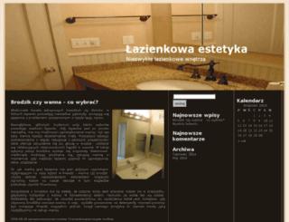 wnetrzemieszkan.com.pl screenshot