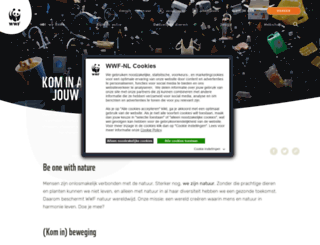wnf.nl screenshot