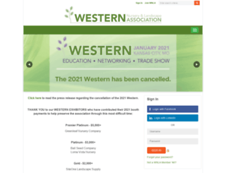 wnla.org screenshot