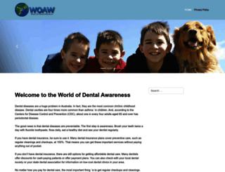 woaw.org.au screenshot
