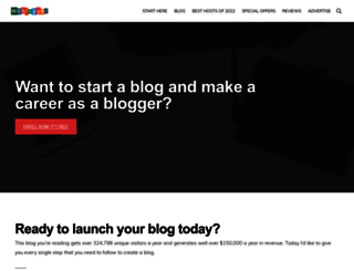 woblogger.com screenshot