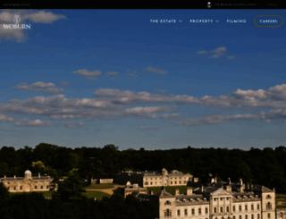 woburn.co.uk screenshot