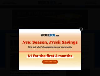 woburn.wickedlocal.com screenshot