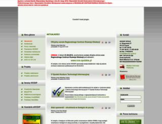 wodip.opole.pl screenshot