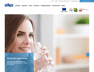 wodociagi-olsztyn.internetdsl.pl screenshot