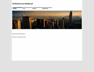 wodomierzowe-studnie.pl screenshot
