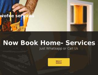 wofeeservices.com screenshot