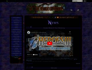 wog.heroes.net.pl screenshot