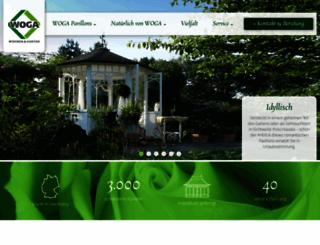 woga.de screenshot