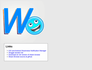 woggle.net screenshot