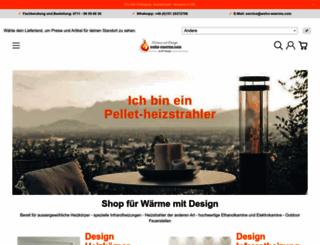wohn-waerme.com screenshot