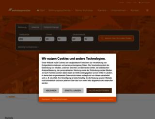 wohnbauprenzlau.de screenshot
