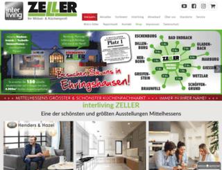 wohnkauf-zeller.de screenshot