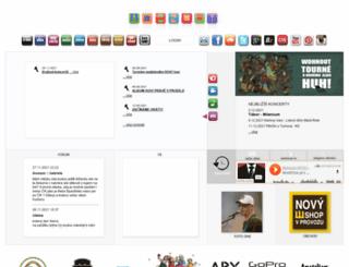 wohnout.cz screenshot